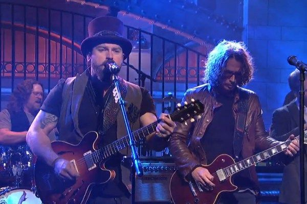 Zac Brown Band y Chris Cornell